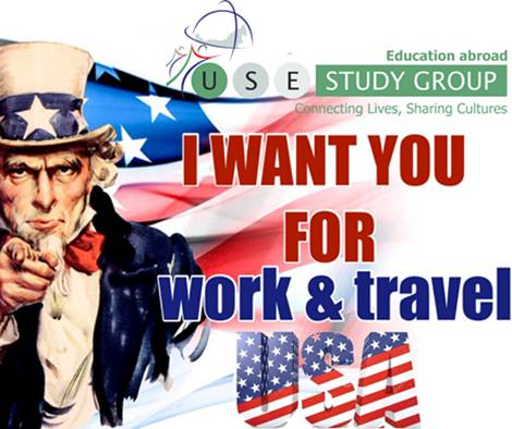 WORK & TRAVEL ABŞ 2015 - (USE Study Group)