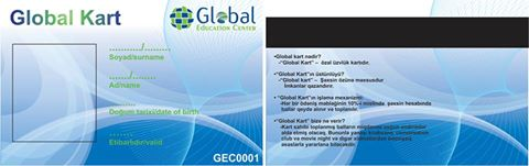 GloBaL kart nədir? (Global Education Center)